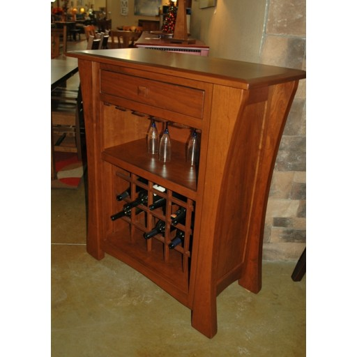 CLOSEOUT - Wine Server