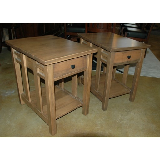 CLOSEOUT - End Table (2 Available)