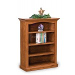 Hoosier Heritage Bookcase FVB-011-HH-4ft