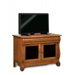 Old Classic Sleigh Media Stand FVE-031-OCS