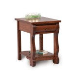 Old Classic Sleigh End Table FVET-OCS