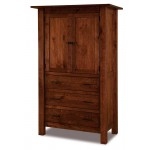 Heidi 3 Drawer Armoire 041-3