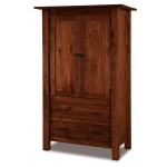 Heidi 2 Drawer Armoire 041