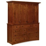Kascade Armoire Deluxe Mule Chest JRK 054