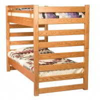 twin twin Ladder Bunk Beds