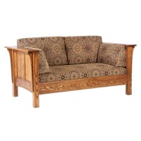 1675 Shaker Loveseat