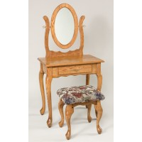 "29½"" Queen Anne Dressing Table 810"