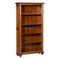 "Belmont Bookcase - 72"" height shown"