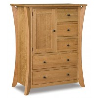 Caledonia Chest 1 Door 5 Drawer CL421D