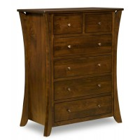 Caledonia 6 Drawer Chest CL 426D