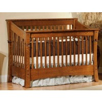 Carlisle Crib - QSWO wood