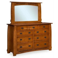 Colebrook 9 Drawer Dresser