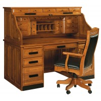 Classic Deluxe Roll-Top Desk RW2001