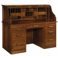 Classic Farmer's Roll-Top Desk RW2011