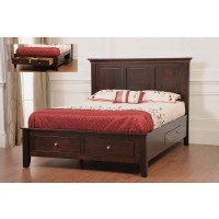 Ellington Bed With Underbed Storage TR2092
