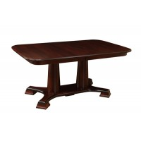 Fairfield Double Pedestal Table