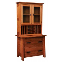 Freemont Mission Lateral Credenza FMLF