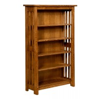 Open Freemont Mission Bookcase FOB60