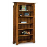 Boulder Creek Bookcase FVB-011-BC-6ft