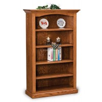 Hoosier Heritage Bookcase FVB-011-HH-5ft