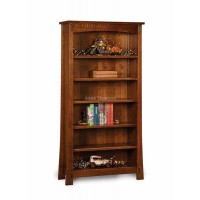 Modesto Bookcase FVB-011-MD 6ft