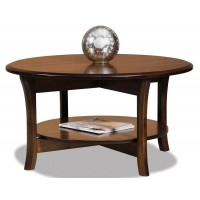 Ensenada Round Coffee Table FVET-38R-EN