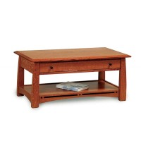 Boulder Creek Coffee Table with drawer FVCT-BC