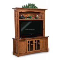 Kascade Two Piece Media Cabinet
