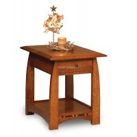 Boulder Creek End Table