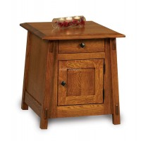 Colbran Enclosed End Table FVET-CB-EN