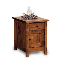 Centennial Enclosed End Table FVET-CN-EN