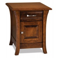 Ensenada Enclosed End Table FVET-EN-EN