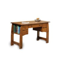 Boulder Creek Library Table FVLT-2252-BC