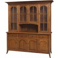 Bunker Hill 4 Door Hutch