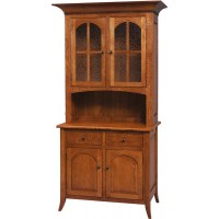 Bunker Hill 2 Door Hutch