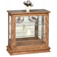 Console Picture Frame With Sliding Door #2051