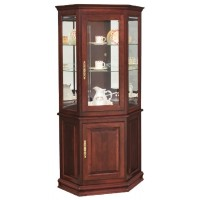 Corner Deluxe With Enclosed Base #2056