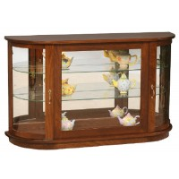 Large Console With Rounded Sides #2070