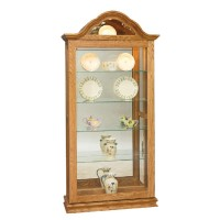 Curved Top Large Door Picture Frame Curio #2076