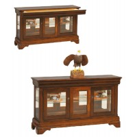 Louis Philippe Large Console Curio #2085