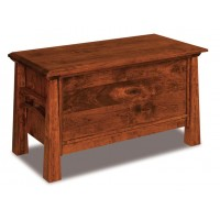 Artesa Blanket Chest with Cedar Bottom 044