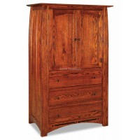 Boulder Creek Armoire 3 Drawers 041-3