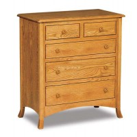 Carlisle 5 Drawer Childs Chest 032-1