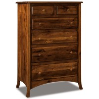 Carlisle 6 Drawer Chest