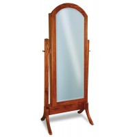 Carlisle Beveled Arched Jewelry Mirror 056-1