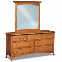Carlisle Dresser with mirror