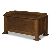 Empire Blanket Chest with Cedar Bottom 044