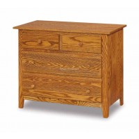 Shaker 4 Drawer Childs Chest 032