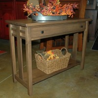 CLOSEOUT - Sofa Table