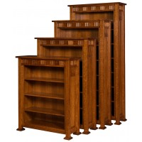 "Keystone 48"" Bookcase KS-3848-O"